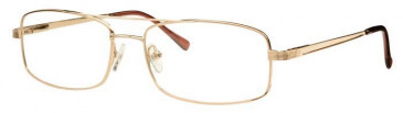 Visage VI350-58 Glasses in Gold