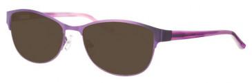 Visage VI438 Sunglasses in Purple