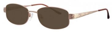 Visage VI361 Sunglasses in Lilac