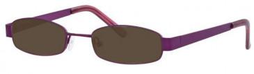 Visage VI339 Sunglasses in Purple