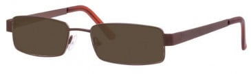 Visage VI338 Sunglasses in Bronze