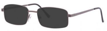 Visage VI334 Sunglasses in Gunmetal