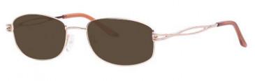 Visage VI332-51 Sunglasses in Pink