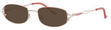 Visage VI322 Sunglasses in Pink