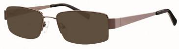 Visage VI421 Sunglasses in Bronze