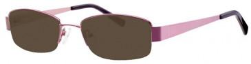 Visage VI418 Sunglasses in Lilac