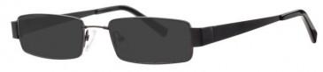 Visage VI416 Sunglasses in Black