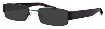 Visage VI369 Sunglasses in Black