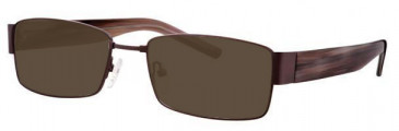 Visage VI368 Sunglasses in Bronze