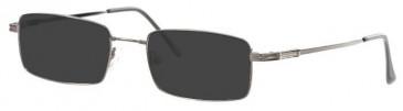 Visage VI328 Sunglasses in Silver