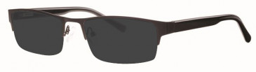 Visage Elite Metal Ready-Made Reading Sunglasses