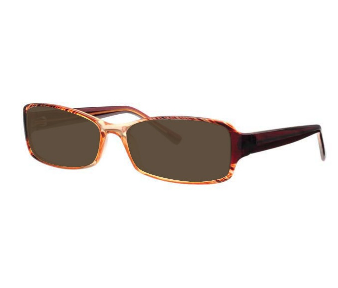 Visage VI382 Sunglasses in Brown