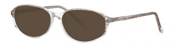 Visage VI3-50 Sunglasses in Tan