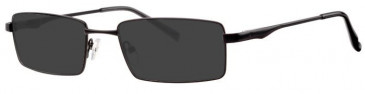 Visage VI407 Sunglasses in Black