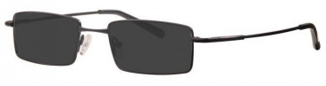 Visage VI399 Sunglasses in Black
