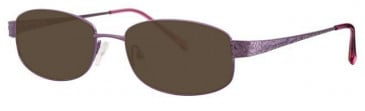 Visage VI362 Sunglasses in Lilac