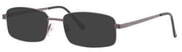 Visage VI334 Sunglasses in Gunmetal