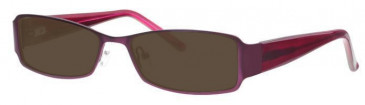 Visage VI373 Sunglasses in Purple