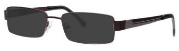 Visage VI370 Sunglasses in Black