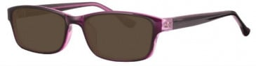 Visage VI423 Sunglasses in Purple
