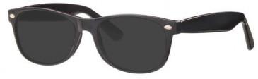 Visage VI175 Sunglasses in Black