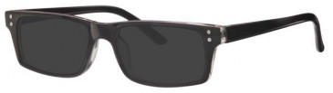 Visage VI393 Sunglasses in Black