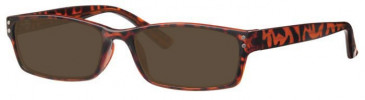 Visage VI392 Sunglasses in Havana