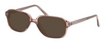 Visage VI69-52-16 Sunglasses in Brown