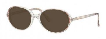 Visage VI29-50-16 Sunglasses in Brown