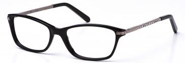 Ca Va CV22 Glasses in Black
