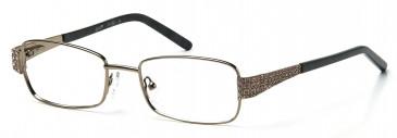 Ca Va CV15 Glasses in Medium Gunmetal