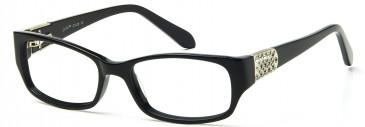 Ca Va CV08 Glasses in Black