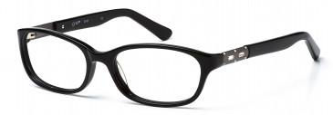 Ca Va CV21 Glasses in Black
