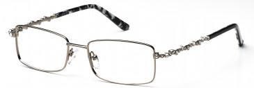 Ca Va CV19 Glasses in Medium Gunmetal