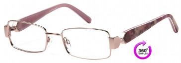 Ca Va CV18 Glasses in Pink