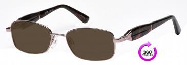 Ca Va CV20 Sunglasses in Pink