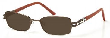 Ca Va CV07 Sunglasses in Brown
