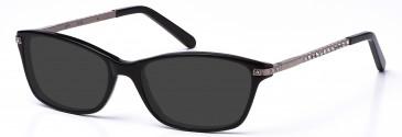 Ca Va CV22 Sunglasses in Black