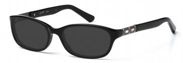 Ca Va CV21 Sunglasses in Black