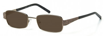 Ca Va CV15 Sunglasses in Medium Gunmetal