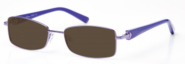 DiMarco DM127 Sunglasses in Lilac