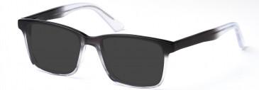 DiMarco DM123 Sunglasses in Black