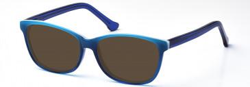DiMarco DM122 Sunglasses in Turquoise