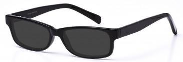 DiMarco DM116 Sunglasses in Black