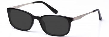 DiMarco DM114 Sunglasses in Black