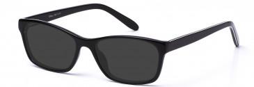DiMarco DM113 Sunglasses in Black