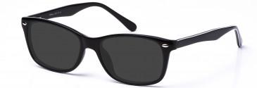 DiMarco DM112 Sunglasses in Black