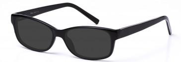 DiMarco DM111 Sunglasses in Black
