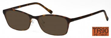 DiMarco DM110 Sunglasses in Brown