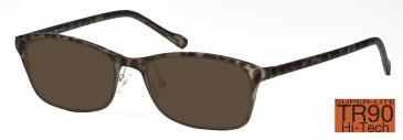 DiMarco DM110 Sunglasses in Silver